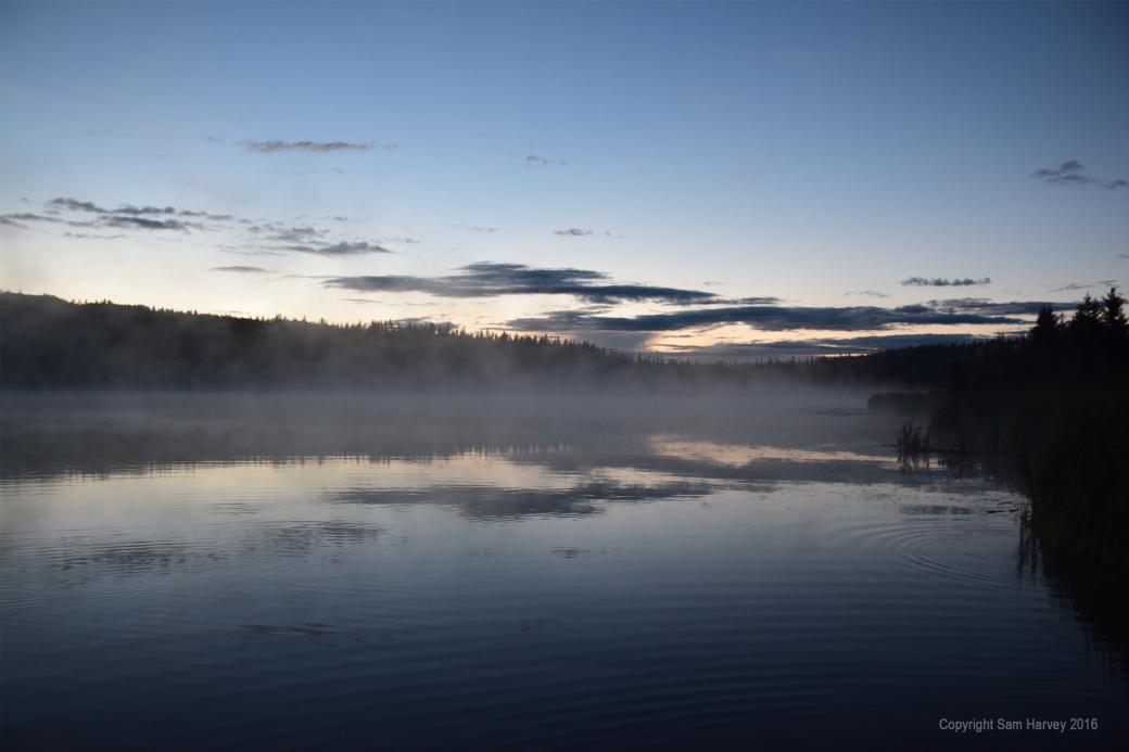 Inga lake